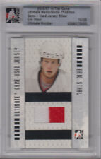 06-07 ITG Ultimate Memorabilia JERSEY SILVER xx/25 Made! Eric STAAL - Hurricanes