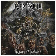 ICED EARTH  Plagues of Babylon CD + DVD LIMITED EDITION