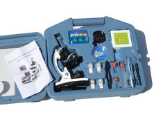 Educational microscope set. 100x, 400x & 900x. Nice gift / present for children