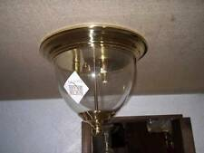KICHLER 3-Light Ceiling Fixture, Flush Mount, Polished Brass Finish **NEW**