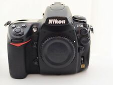 Nikon D700 12.1 MP DSLR Camera body- Low Shutter count only 5200  Beautiful!