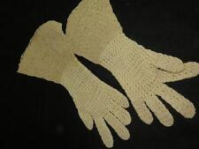 Vintage Lace Ladies Gloves Size 5½