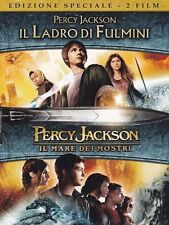 PERCY JACKSON COLLECTION - 2 BLU-RAY - IL LADRO DI FULMINI+IL MARE DEI MOSTRI