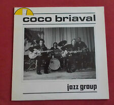 COCO BRIAVAL JAZZ GROUP LP ORIG FR  MANOUCHE