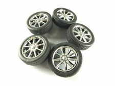10pcs Small Toy car wheel  DIY accessories diameter-30 mm  Aperture  2mm