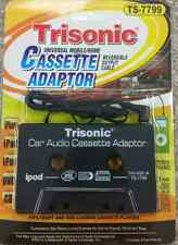 Universal Audio Cassette Tape Adapter Aux Cable Cord 3.5mm Jack ipod iphone