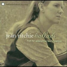 Ballads From Her Appalachian Family Tradition, Ritchie, Jean,