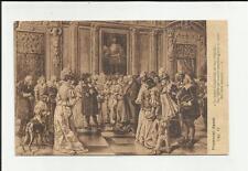 antica cartolina formato piccolo lecco i promessi sposi capitolo  IV