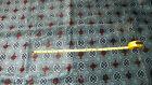 Blue Red Flower Print Velvet Upholstery Fabric Remnant F1122