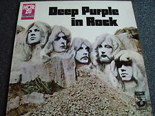 Deep Purple-In Rock LP-Hör Zu-Made in Germany-SHZE 288