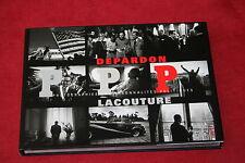 SUPERBES PHOTOGRAPHIES DEPARDON  LACOUTURE   TRES BON ETAT