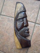 African Mask or Wood /Sculpture Ornament.