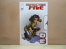 OBJECTIVE FIVE Vol. 1 #2 of 6 2000 IMAGE 9.0 VF/NM Uncertified