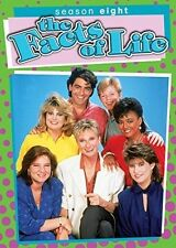 Facts Of Life: Season 8 - 3 DISC SET (2016, REGION 1 DVD New)