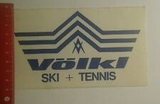 Aufkleber/Sticker: Völkl Ski + Tennis (241016142)
