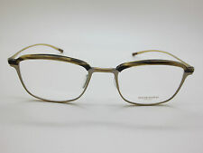 New Oliver Peoples OV1107T 5124 AG/COCO TOULCH Gold/Cocobolo 49mm Eyeglasses