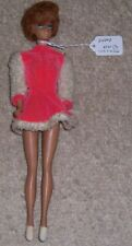 1958 BARBIE DOLL 11 1/2 INCHES TALL MATTEL