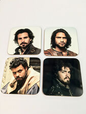 The Musketeers Great TV Show COASTER SET