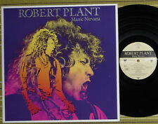 ROBERT PLANT, MANIC NIRVANA, LP 1990 GERMANY EX-/EX+ WITH INNER SLEEVE