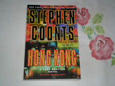 HONG KONG by STEPHEN COONTS   *Signed*  -ARC-  -JA-