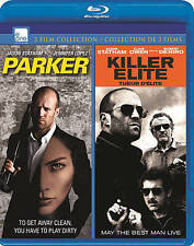 Parker/Killer Elite Double Feature  Blu-Ray NEW