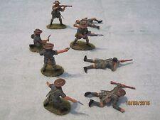 Airfix 1/32 - Painted - Gurkha Infantry - Birmania 1941-42 (x8) (WW2)