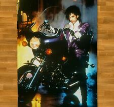 Prince Beach Towel NEW Purple Rain When Doves Cry I Would Die 4 U