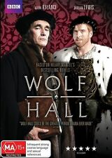 Wolf Hall DVD R4 BBC Hilary Mantel Adaptations of Wolf Hall Bring Up the Bodies