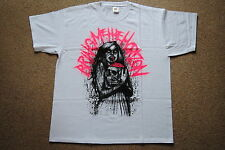 BRING ME THE HORIZON ZOMBIE BRAIN T SHIRT XL NEW OFFICIAL BMTH OLLIE SYKES METAL