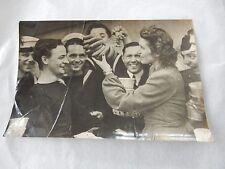 FORBIDDEN FRUIT  SUPERB  ORIG WW2 ERA PRESS PHOTO