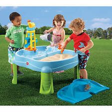 Sand and Water Table Activity Sandbox For Kids Baby Children Play Indoor Outdoor