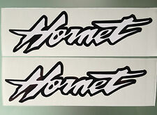 Hornet Decals / Stickers for Honda Hornet (Any Colour) (Pair)