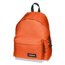 Zaino scuola eastpak americano arancio fluo