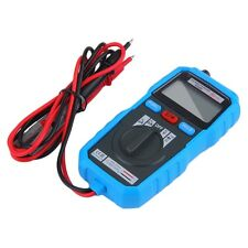 BSIDE ADM04 Handheld Mini LCD Backlight Digital Multimeter With Test Lead F7