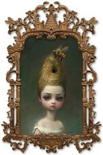 Mark Ryden Queen Bee Cámara de las Maravillas Limited Edition Invitation Print