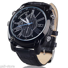 RELOJ ESPIA FULL HD 1080P 12 MP VISION NOCTURNA DETECCION DE MOVIMIENTO 8GB