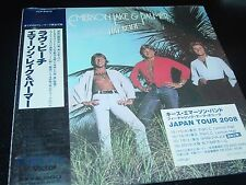 Emerson Lake & Palmer ELP Japan Mini SHM LP  CD Love Beach  NEW SEALED