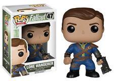 Funko Pop! Fallout - Lone Wanderer Vinyl Figure #47