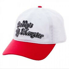2016 Suicide Squad Daddy's Lil Monster Harley Quinn Snapback Baseball Cap Hat