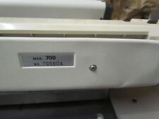 STUDIO MODEL 700 KNITTING MACHINE FOR PARTS
