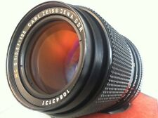 Carl Zeiss Sonnar 3.5/135 ROSSO MC * 135mm 1:3 .5 M42 Teleobiettivo Digital SLR