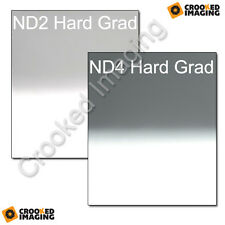 Kood graduato neutro desnity ND Filter Kit 100mm ND2 ND4 HARD EDGE COKIN & Lee