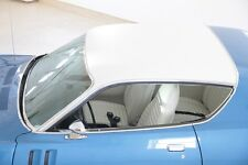 71 72 73 74 Dodge Charger Plymouth Road Runner Satellite CANOPY WHITE Vinyl Top