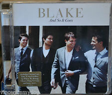Blake - And So It Goes (cd 2008)