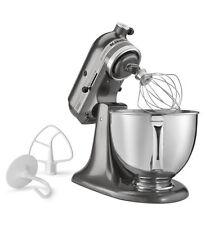 New KitchenAid KSM150PSQG Artisan 5-Quart 10 Speed Stand Mixer Liquid Graphite