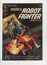 MAGNUS , ROBOT FIGHTER #12 F/VF