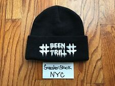 Been Trill Signature Hashtag Beanie Knitted Hat Embroidered Kanye Virgil New OS