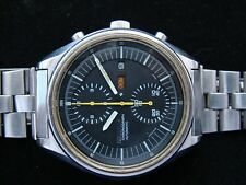 VTGE RARE SEIKO JUMBO 6138 3002 CHRONOGRAPH WATCH. EXCELLENT. 70s. FULLY ORIGINA