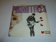 "THE PRIMITIVES - Crash - 1988 UK 2-track 7"" vinyl single"