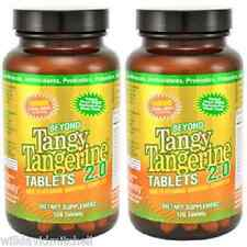 YOUNGEVITY BEYOND TANGY TANGERINE TABLETS by Dr. Wallach, 2-Pack for savings